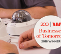 Blueforce named 2018 Winner for Westpac's Businesses of Tomorrow program