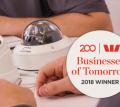 Blueforce named 2018 Winner for Westpac's Businesses of Tomorrow program