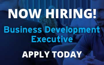 Apply Now! We're looking for a dedicated Business Development Executive!